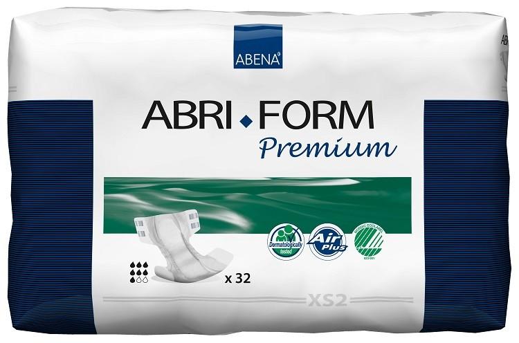 Afbeelding van Abena Abri Form Premium XS2 32 st.