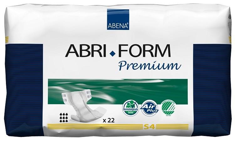 Afbeelding van Abena Abri Form Premium S4 22 st.