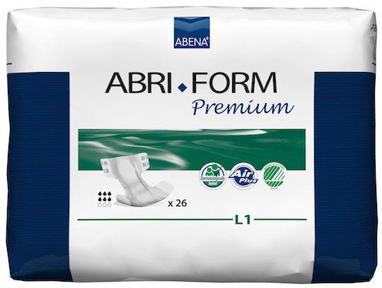 Afbeelding van Abena Abri Form Premium L1 26 stuks
