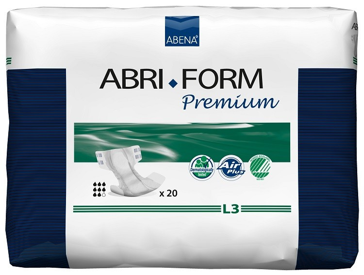 Afbeelding van Abena Abri Form Premium L3 20 st.