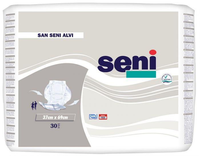 San Seni Alvi inlegverband – feces