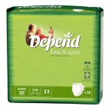 Depend Super Easy-Fit - Small / Medium