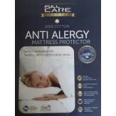 Full Care Anti Allergie Matrashoes - 140 x 200 cm