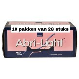 Abena Abri-Light Ultra Mini | 10 pakken van 28 stuks
