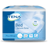 Tena Bed Onderlegger Plus met instopstroken - 180 x 80 cm