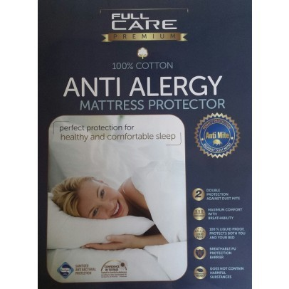 Full Care Anti Allergie Matrashoes - 90 x 200 cm