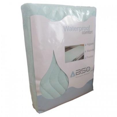 ABSO matrasbeschermer 5 laags - 75  x 90 cm.