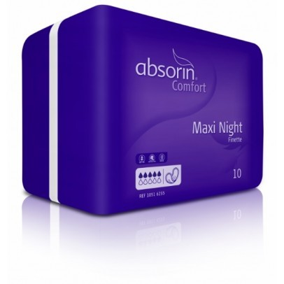 Absorin Comfort Finette Maxi Night