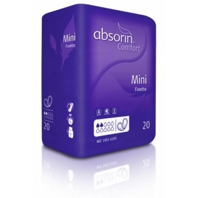 Absorin Comfort Finette Mini