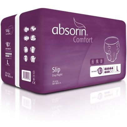 Absorin Comfort Slip Purple - D/N L