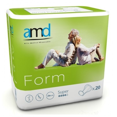 AMD Form Cotton Feel Super - 20 stuks