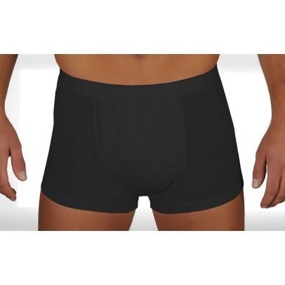 CARETEX wasbaar incontinentie ondergoed - heren (zwart)