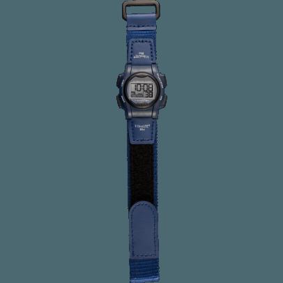 Plashorloge Vibration 12, blauw