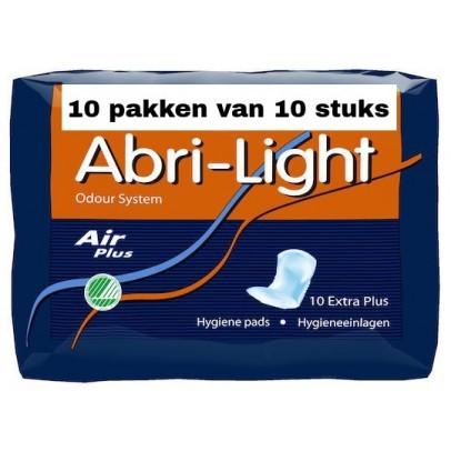 Abena Abri-Light Extra Plus | 10 pakken van 10 stuks