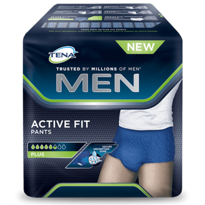 Tena Men Active Fit Medium | 12 stuks