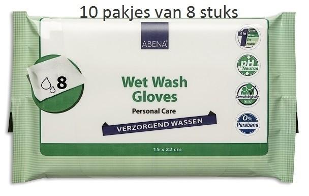 Afbeelding van Abena Verzorgend Wassen 10 pakjes