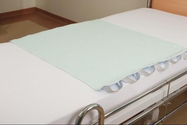 Afbeelding van ABSO matrasbeschermer met handvatten
