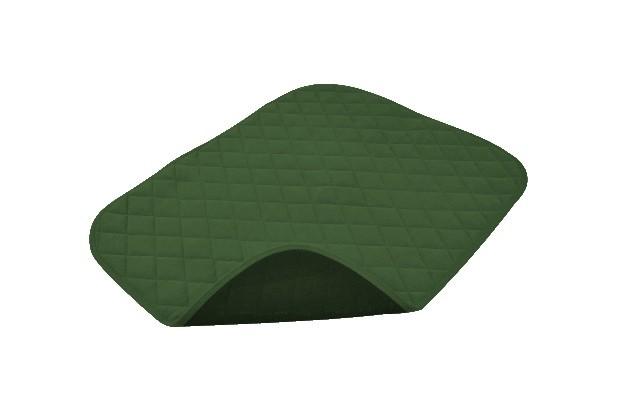 Afbeelding van Stoelbeschermer Groen 40 x 50 cm ABSO