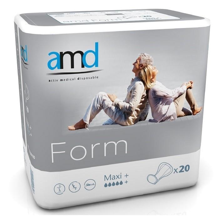 Afbeelding van AMD Form Cotton Feel Maxi Plus 4 pakken van 20 stuks