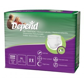 Depend Slip Super Plus - XL