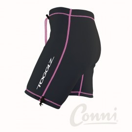 Wasbare Zwemluier | Zwart/Roze