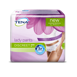Tena protective underwear Women Discreet L