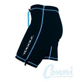 Wasbare Zwemluier | Zwart/Blauw