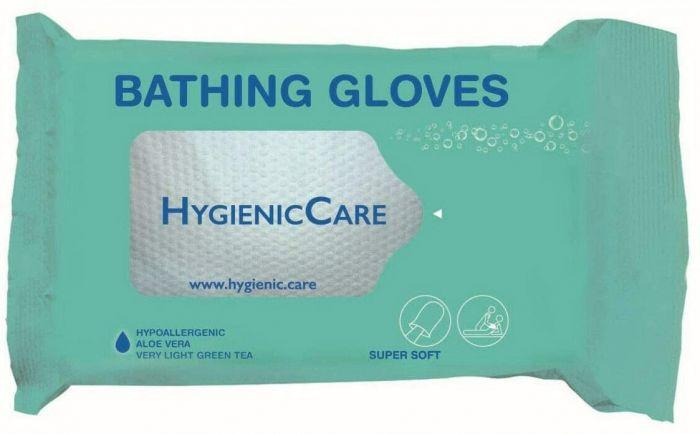 Wet Wash Glove HygienicCare | 20 pakjes van 12 stuks