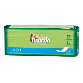 Depend Slip Inlay