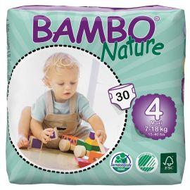 Bambo Nature Maxi 4 - 6 pakken