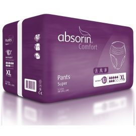 Absorin Comfort Pants Super XL
