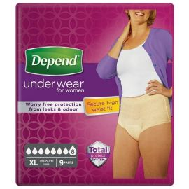 Depend Pants Vrouw Maximum - Extra Large