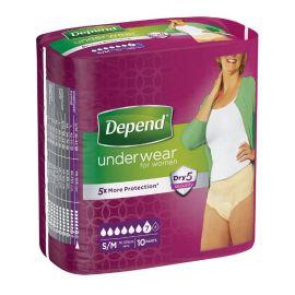 Depend Pants Vrouw Normaal - Small / Medium - 5 pakken