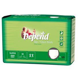 Depend Slip Super - Medium