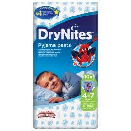 DryNites Boys Broekjes 4-7 jaar | 17-30 kg.
