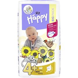 Happy Babyluiers 4 + | Maxi Plus