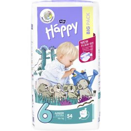 Happy Babyluiers 6 | Junior Extra