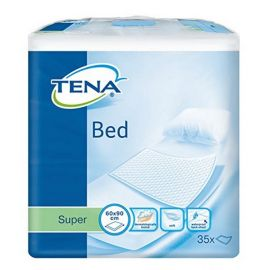 Tena Bed Onderlegger Super - 60 x 90 cm - 35 st. - 4 pakken