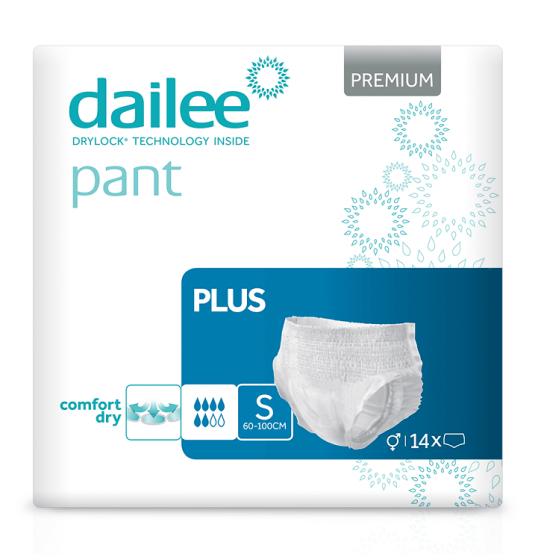 Dailee Pants Premium Plus S