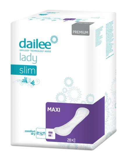 Dailee Lady premium Slim maxi