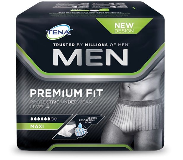 TENA Men Premium Fit Large