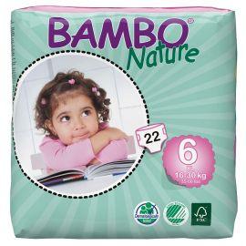 Bambo Nature XL6 - 6 pakken