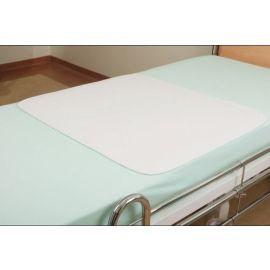 ABSO matrasbeschermer 5 laags - 75  x 90 cm - witte toplaag - 5 stuks