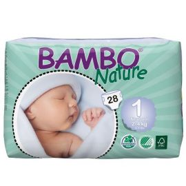 Bambo Nature New Born 1 - 6 pakken