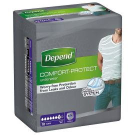 Depend Pants For Men Normal Small / Medium - 5 pakken