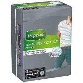 Depend Pants For Men Super Large / X-Large - 5 pakken