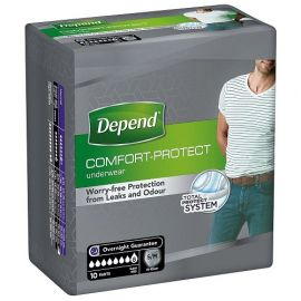 Depend Pants For Men Super Small / Medium - 5 pakken