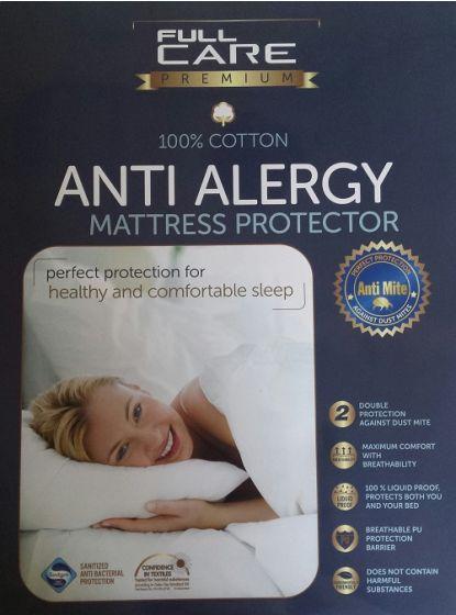 Full Care Anti Allergie Matrashoes - 90 x 200 cm
