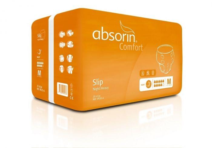 Absorin Comfort Slip Night Heavy M