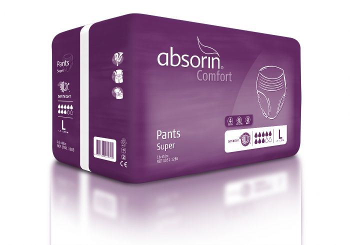 Absorin Comfort Pants Super Large
